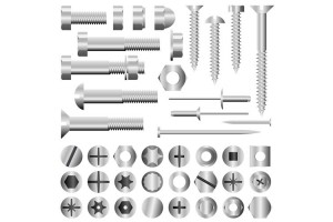 Fasteners & Misc